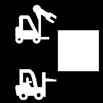 Carrelli elevatori semoventi con conducente a bordo (Carrelli industriali semoventi/carrelli semoventi a braccio telescopico, carrelli/sollevatori/elevatori semoventi telescopici rotativi)